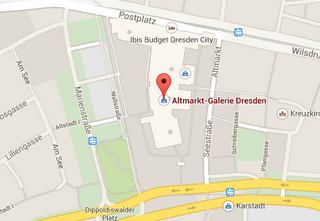 Dresden altmark galerie
